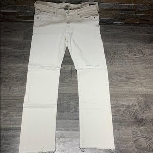 Citizens Of Humanity Distressed Jeans SZ 27 NWT